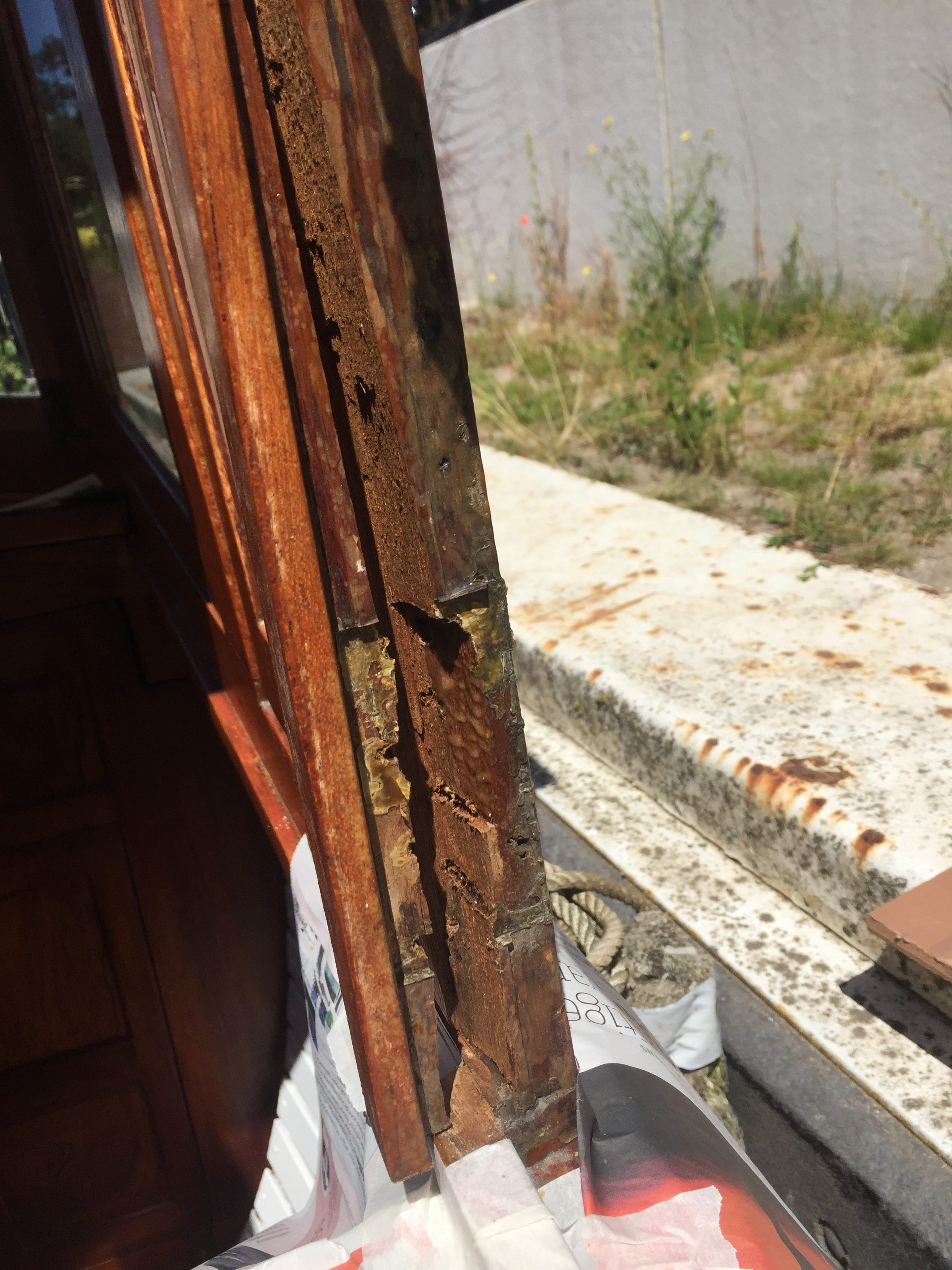 Reparatie antiek salonbootje 'Lelie'