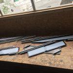 Maken 8 stuks nieuwe kajuitsvensters zeiljacht Volonté